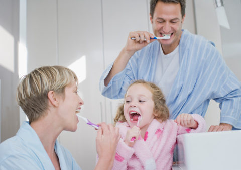 cepillado dientes-higiene bucodental