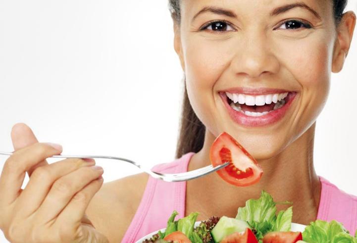 alimentación y dientes
